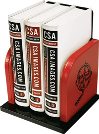 CSA Images Book Box
