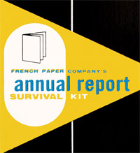 Anual Report Survival Kit