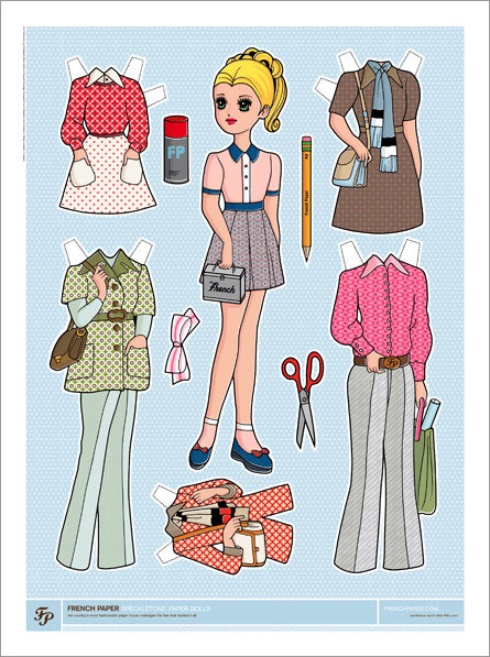 Paper Doll 1