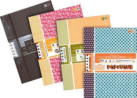 charles s. anderson design co. | french swatch books